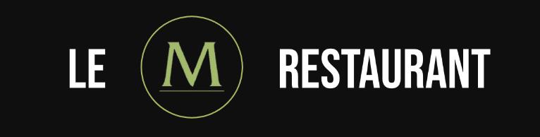 Le M Restaurant Logo